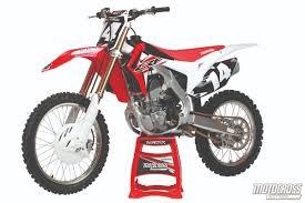 motocross bike numbers motocross action magazine mxa u0027s 2015 honda crf250 motocross test