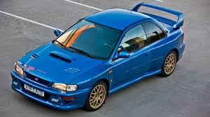 2016 subaru impreza hatchback blue a holy grail subaru impreza 22b sti is up for sale