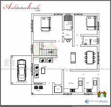 kerala house plans 1600 square feet home deco crystal 1200 sq ft
