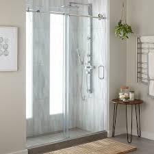 shower enclosures doors pans signature hardware 60