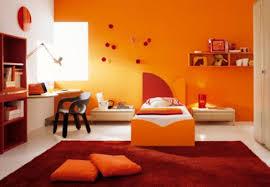 creative bedroom energetic orange home decor 2620 latest