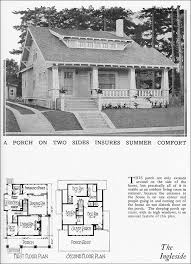 two story bungalow house plans 1925 the ingleside bungalow radford house plan home builders