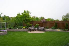 Backyards Ideas Landscape Easy Backyard Landscape Ideas Classic With Photos Of Easy Backyard