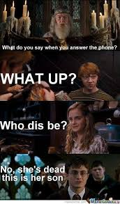 Dead Phone Meme - how do you answer the phone by kennn meme center