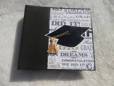 graduation photo album handmade paper journal crude bound brown and white with