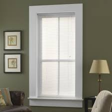 Cordless Window Shades Blinds U0026 Curtains Cordless Vinyl Mini Blinds Window Blinds