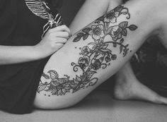Big Flower Tattoos On - great big flower big flowers flower