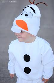 olaf costume easy no sew olaf costume 89 more costume ideas
