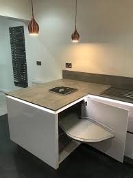 nobilia german ex display kitchen for sale in kirkintilloch