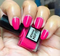jenna hipp nail polish review mini nail polish set whats