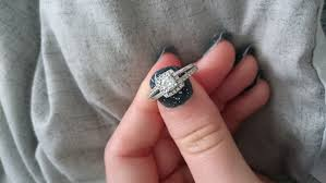 circle engagement ring real engagement rings diamonds
