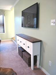 console table under tv bailey console table tommy ellie