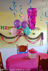 simple birthday party decorations at home simple balloon decoration ideas for birthday party at home