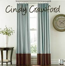 cindy crawford drapes maggie muggins designs faux silk pintucked curtains inspired by