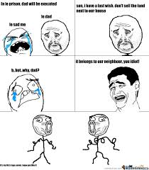 Meme Rage Comic - my first ragecomic ever by didhot123 meme center