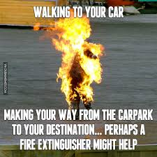 Hot Weather Meme - walking to your car in dubai during the summer image dubai memes