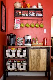 diy coffee bar coffee bar and walls
