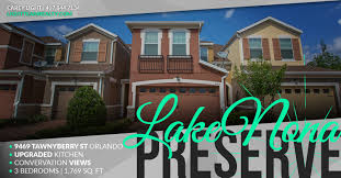 lake nona preserve townhouse for sale 9469 tawnyberry st
