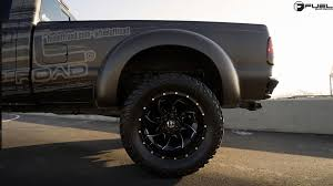 fuel wheels cleaver dually on fuel off road wheels