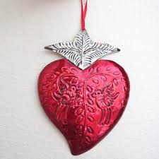 879 best mexican tin metal crafts images on