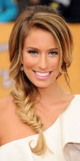 dressy hairstyles for medium length hair fishtail braid medium length hair easy updos for mid length hair