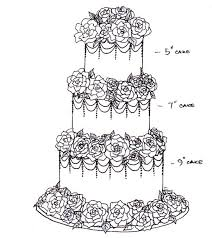 7 best cake sketches images on pinterest pastry shop cake