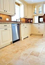 best floor color for white kitchen cabinets choosing the best tile the pros and cons of ceramic
