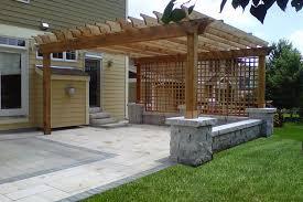 Wonderful Patio Pergola Designs Babytimeexpo Furniture - Backyard pergola designs