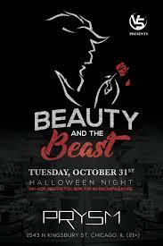 Beast Halloween Costumes Beauty U0026 Beast Halloween Costume Party Prysm Nightclub