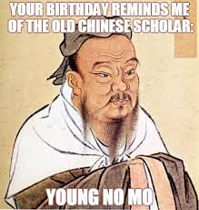 Happy Birthday Old Man Meme - 130 best happy birthday memes images on pinterest