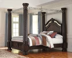 Furniture Bedroom Sets Standard Furniture Diana Poster Canopy Bedroom 4pc Set In In Next