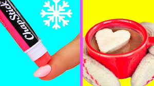 10 life hacks for winter you need to try youtube