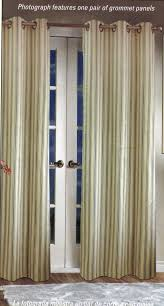 Sunbrella Outdoor Curtain Panels by Thermalogic Weathermate Curtain Panel Pairs Curtains Gallery