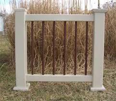 vinyl railing vinyl fencing vinyl decking aluminum fencing