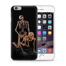 skeleton funny bones halloween love case cover samsung iphone