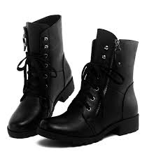 womens motorcycle boots sale sale winter toe ankle boots leather legs