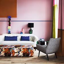 Ideas For Living Room Colour Schemes - mix u0026 match wall paint colour ideas houseandgarden co uk
