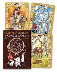 llewellyn worldwide american oracle cards product summary