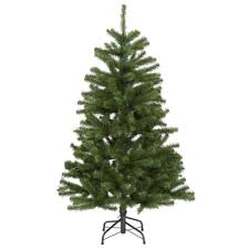 4 5 ft unlit valley spruce artificial tree nrv7