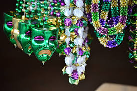 mardi gras bead chandelier six reasons we universal s mardi gras celebration