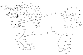 coloring pages mesmerizing dot to worksheet connect dots lion