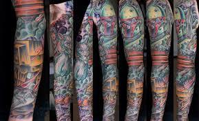 star wars tattoo by terry ribera at san diego u0027s best remington