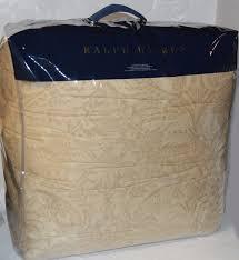 Ralph Lauren Comforter Set Ralph Lauren Fleur Du Roi Queen Comforter Set 4pc Nwt Paisley