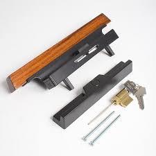 Locks Sliding Patio Doors Peachtree Carvel Sliding Patio Door Handle Set With Key Cylinder