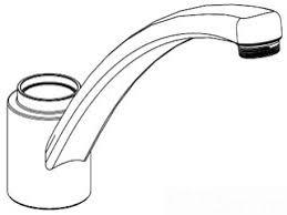 moen single handle kitchen faucet repair parts