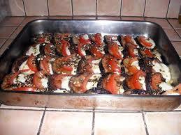 cuisiner des aubergines facile recette d aubergine grillé tomate mozzarella