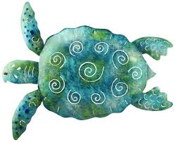 amazon com regal art u0026gift sea turtle wall decor 20