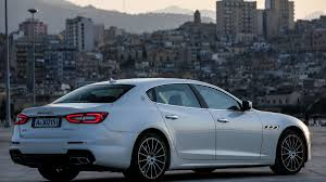 maserati sedan 2018 2017 maserati quattroporte gts review and test drive with