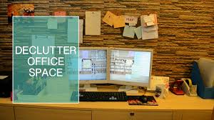 How To Declutter Basement How To Declutter Your Work Space Youtube