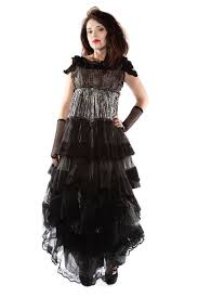 Black Wedding Dress Halloween Costume 28 Halloween Images Fancy Dress Bespoke